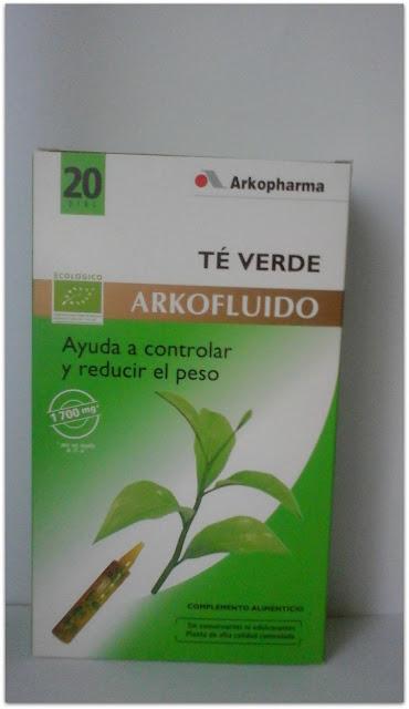 te-verde-ampollas-arkopharma