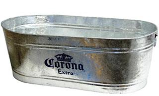 Corona Party Tub