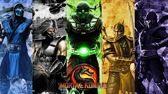 #17 Mortal Kombat Wallpaper