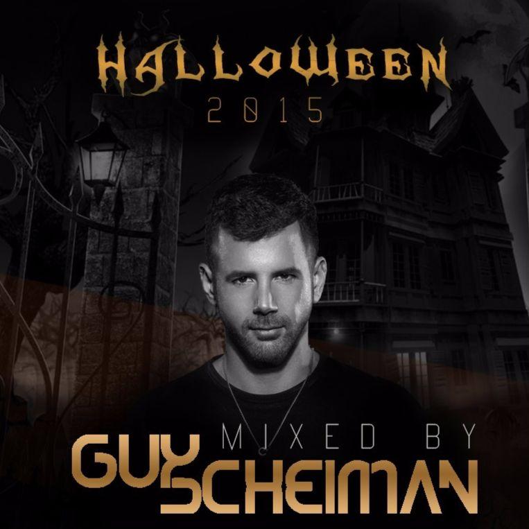 Halloween 2015 - Mixed By Guy Scheiman