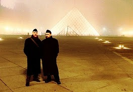 Louvre Museum Night / 1990
