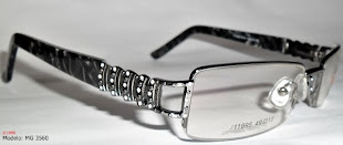 Modelo: MG 3560 Armação Para Óculos Feminina