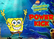 Spongebob Power Kick