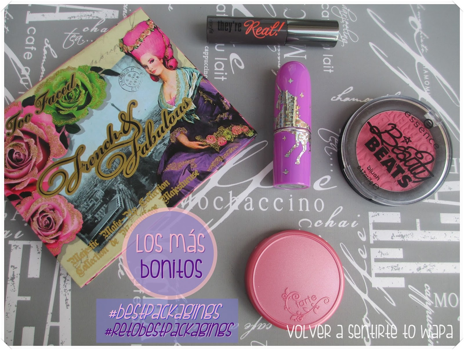 #retobestpackagins - los productos más bonitos