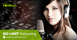 No Limit Podcasting with Podbean