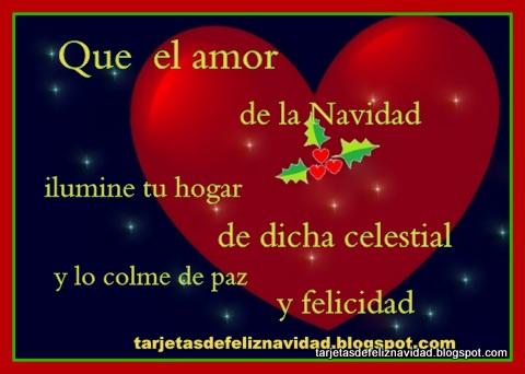 Tarjetas de Navidad de corazones con frases -2.jpg
