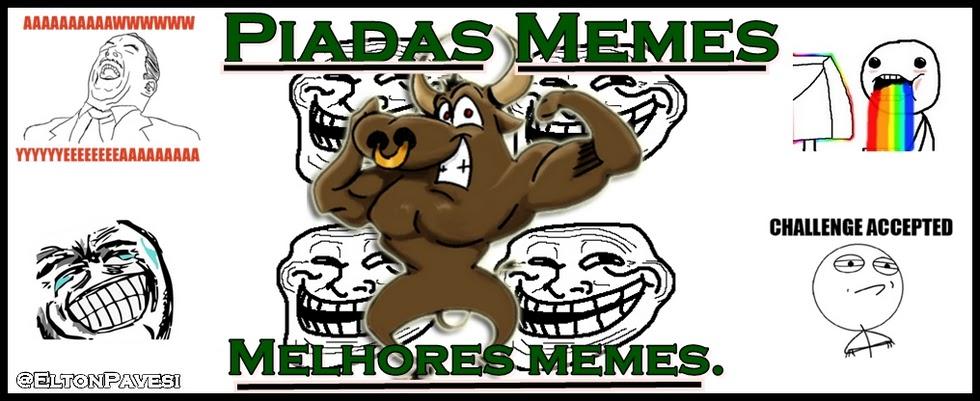 Piadas Memes