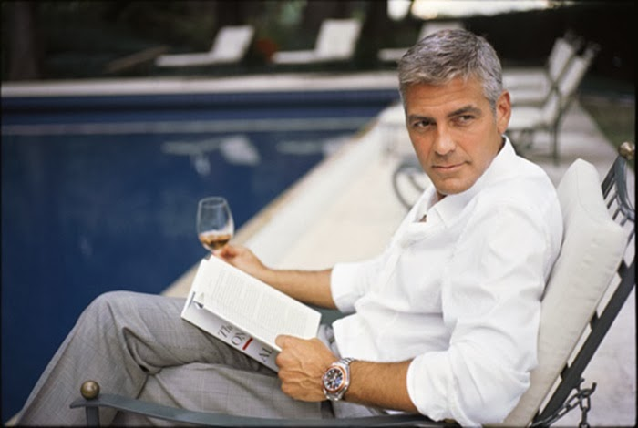 Not dead yet nearly deceased estate march 2013 - Georges clooney what else ...