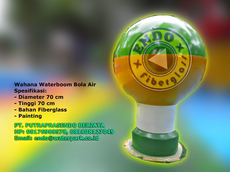 bola air waterboom