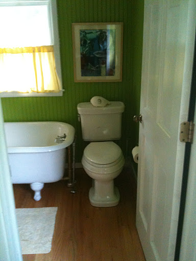 cottage bathroom benjamin moore lemongrass