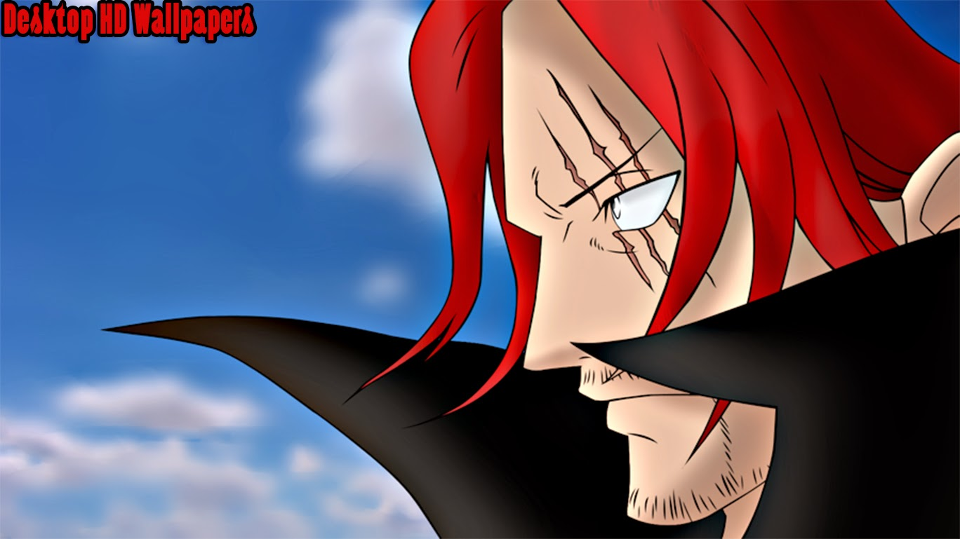 Akagami No Shanks Wallpaper Hd Desktop Hd Wallpapers
