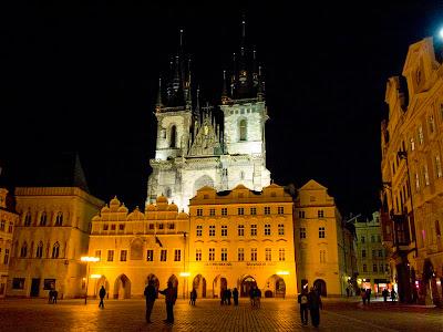 Staroměstské náměstí de Praga