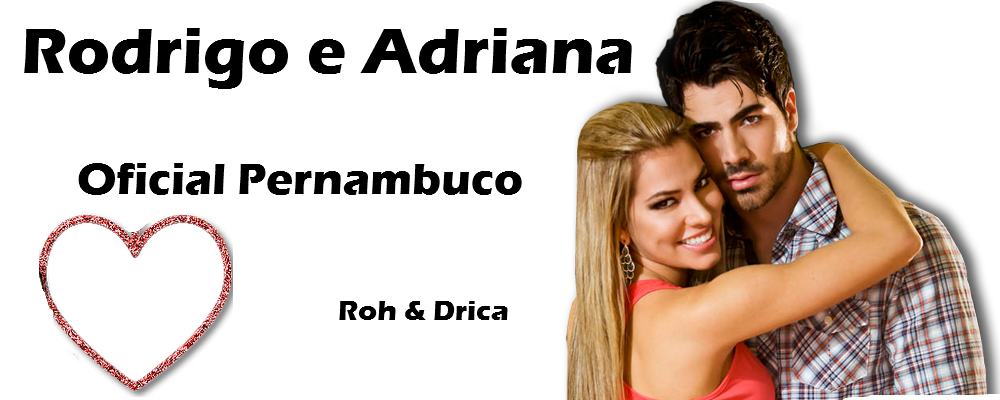 Rodrigo e Adriana Oficial PE