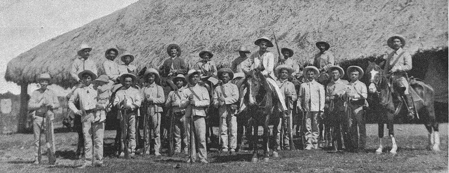 Voluntarios de San Luis