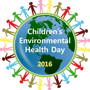 Children's Environmental Health Day - 13 października 2016