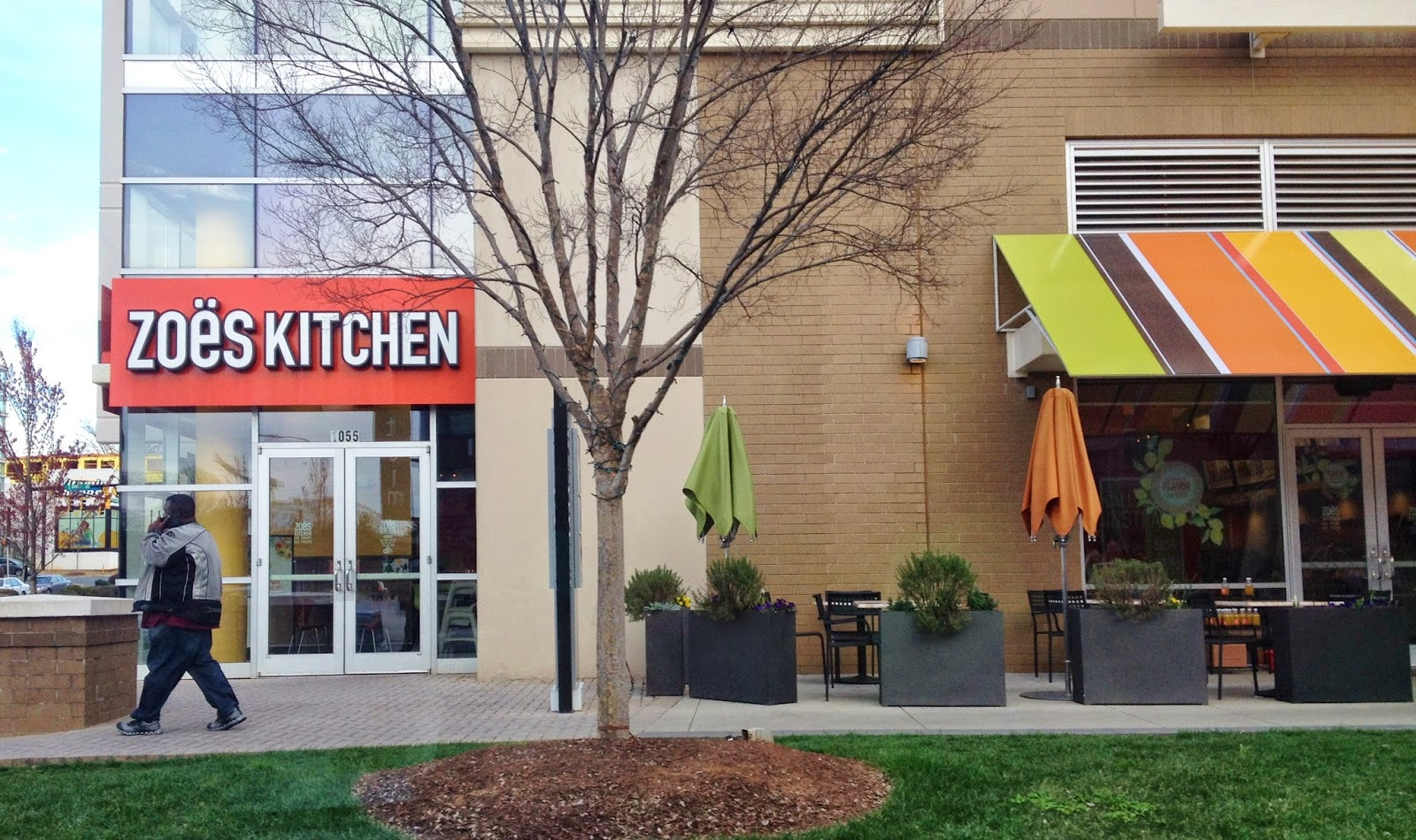 the gluten & dairy-free review blog: zoe's kitchen review