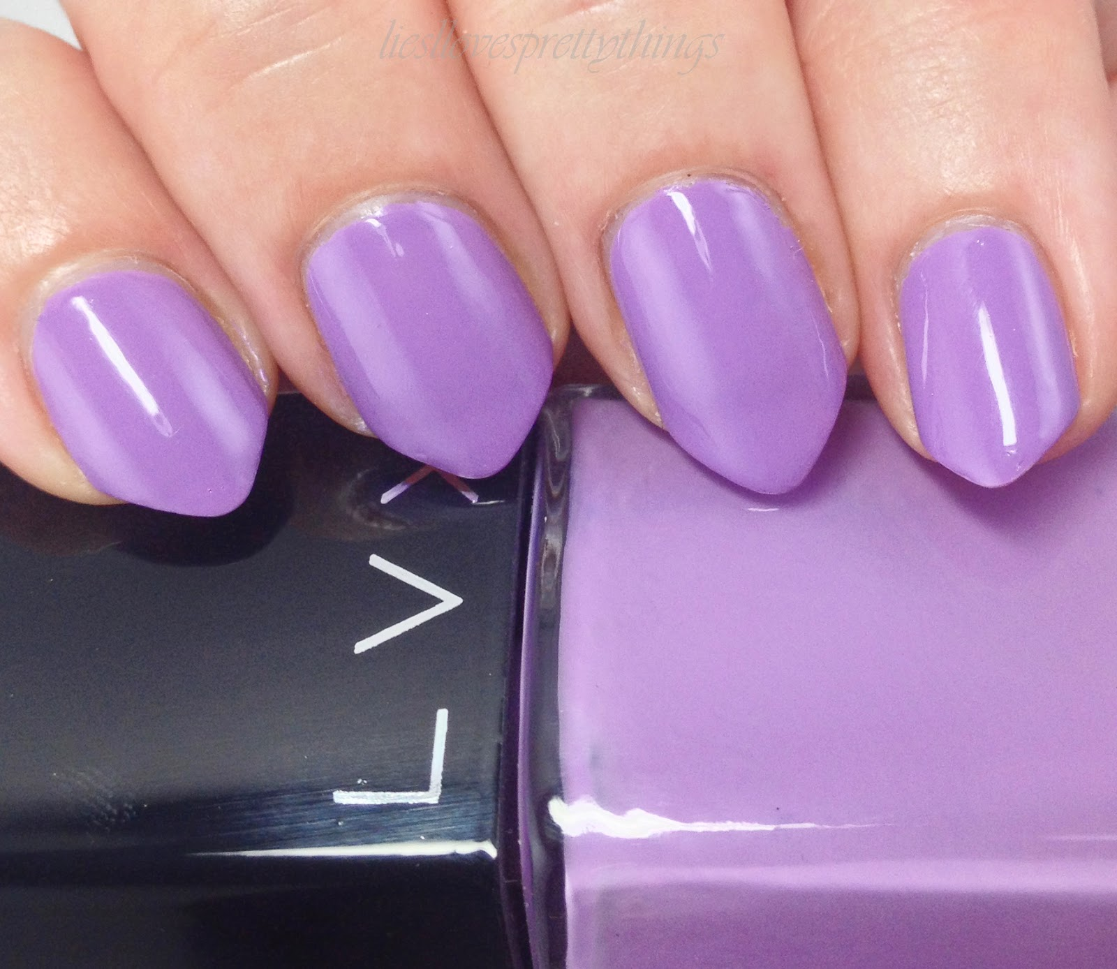 LVX Summer 2014 Collection Aster swatch and review