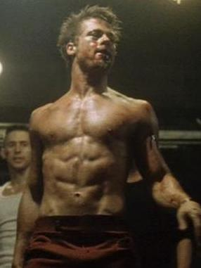 Body brad club pitt fight Get The