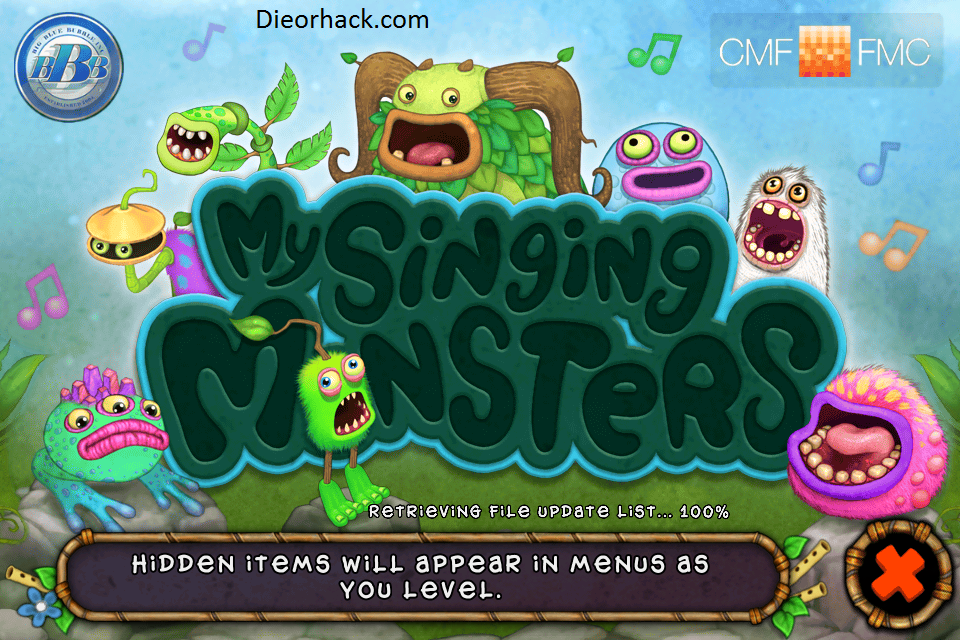 My Singing Monsters Hack & Cheats [iphone/ipod] v1.1.6