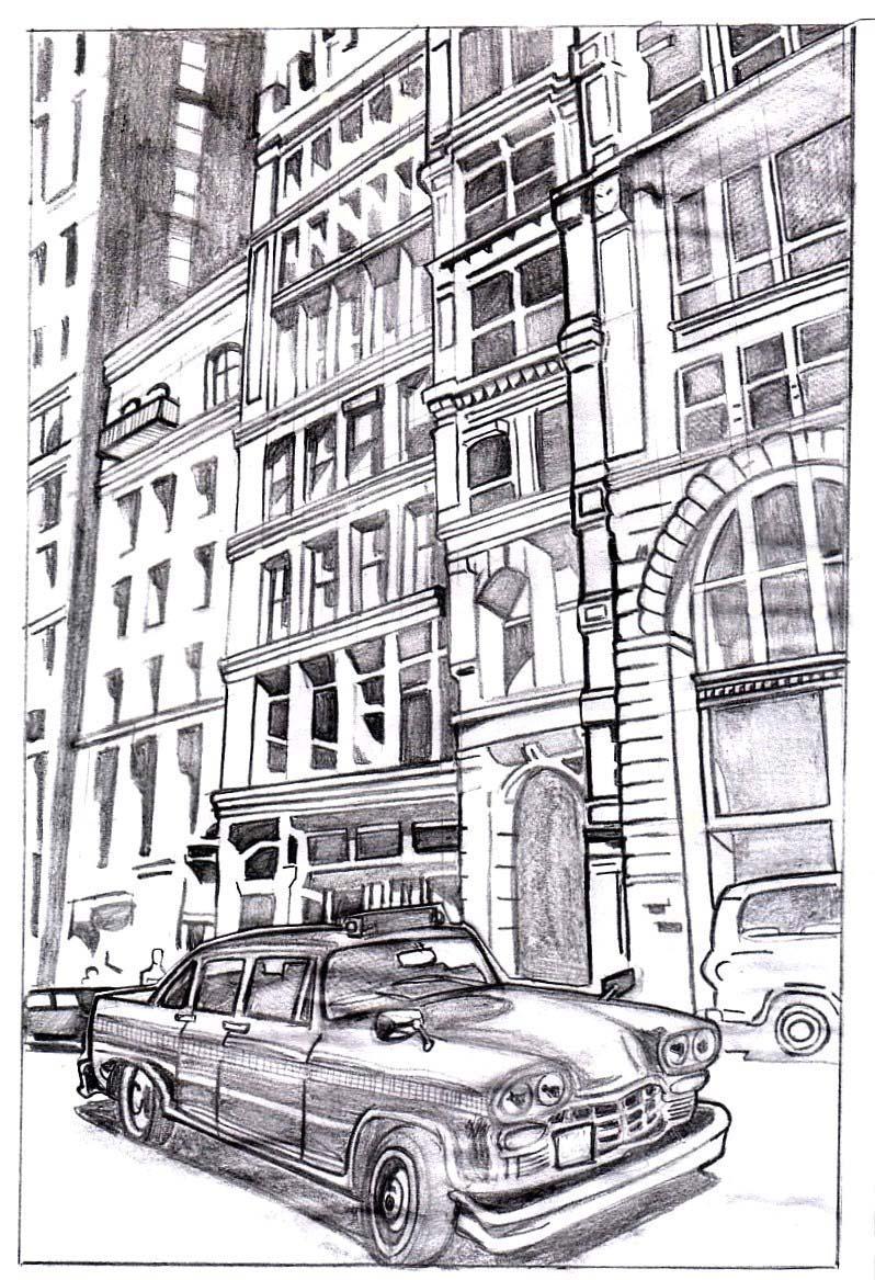 Jaune le Taxi