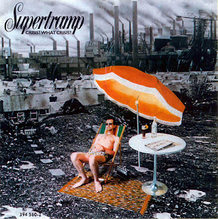 album covers, crisis what crisis, supertramp,environment