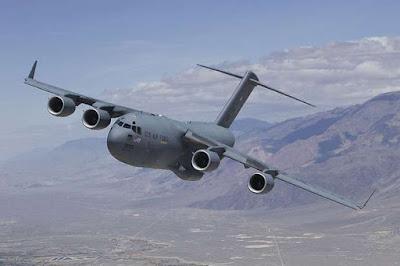 pesawat angkut TNI