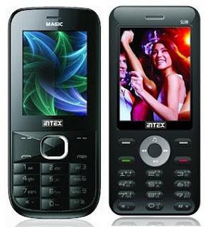 New Intex V.DO. Mobiles