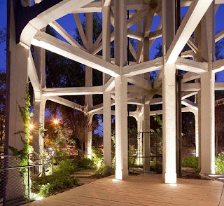 Jardín Langarita-Navarro Arquitectos