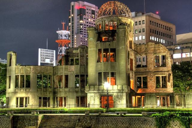 Genbaku Domu en Hiroshima