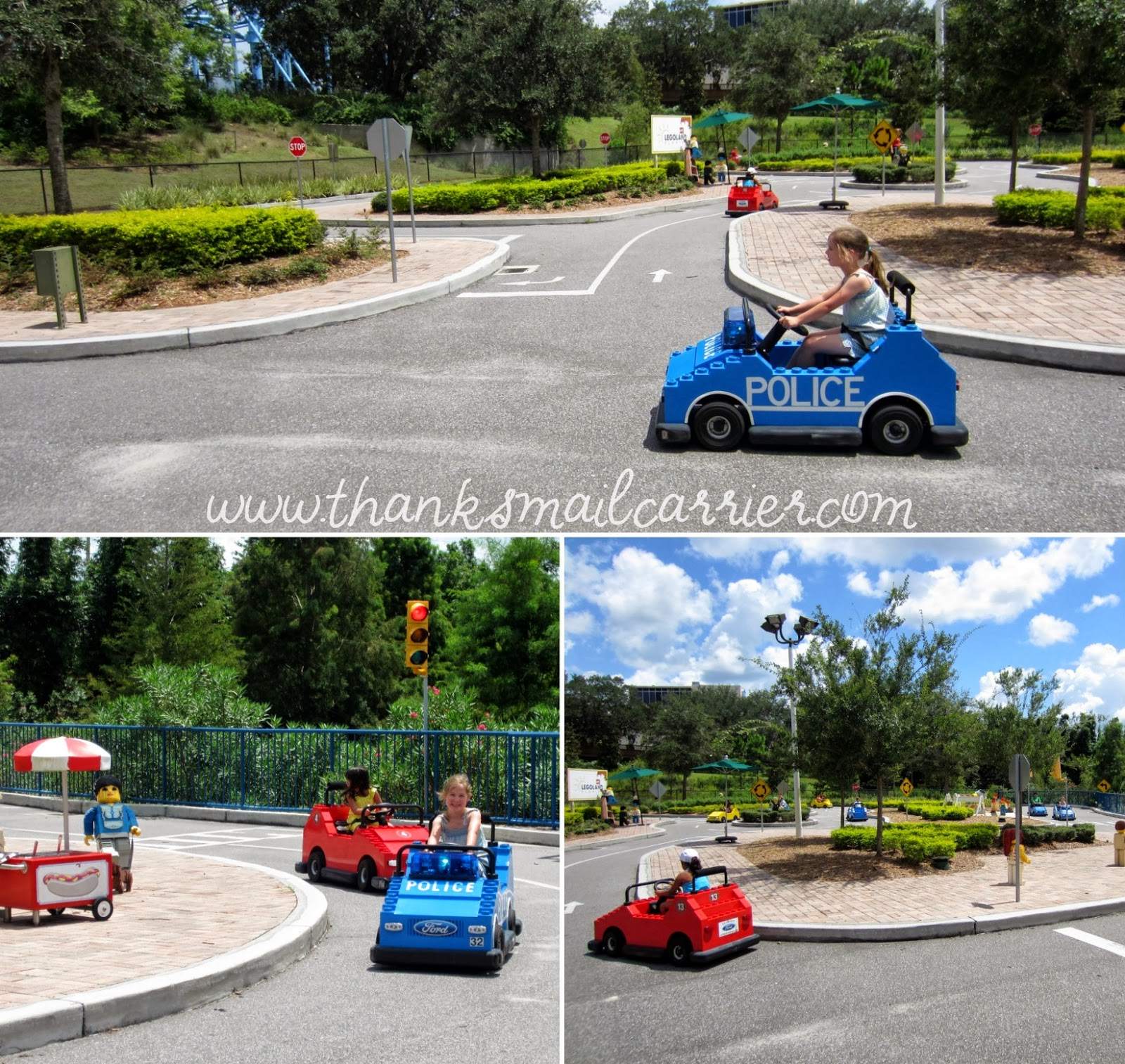 Legoland Ford Driving School