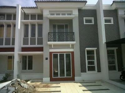 desain rumah minimalis 2 lantai type 70 gambar rumah idaman
