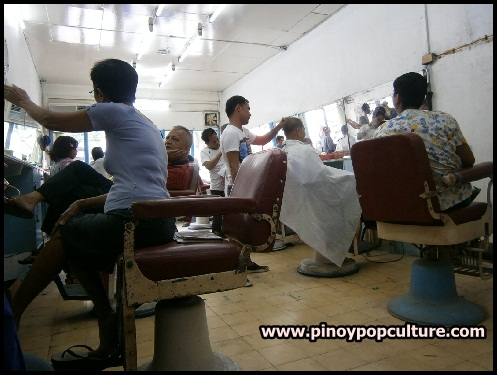 barbershop, Malolos, Society Barbershop