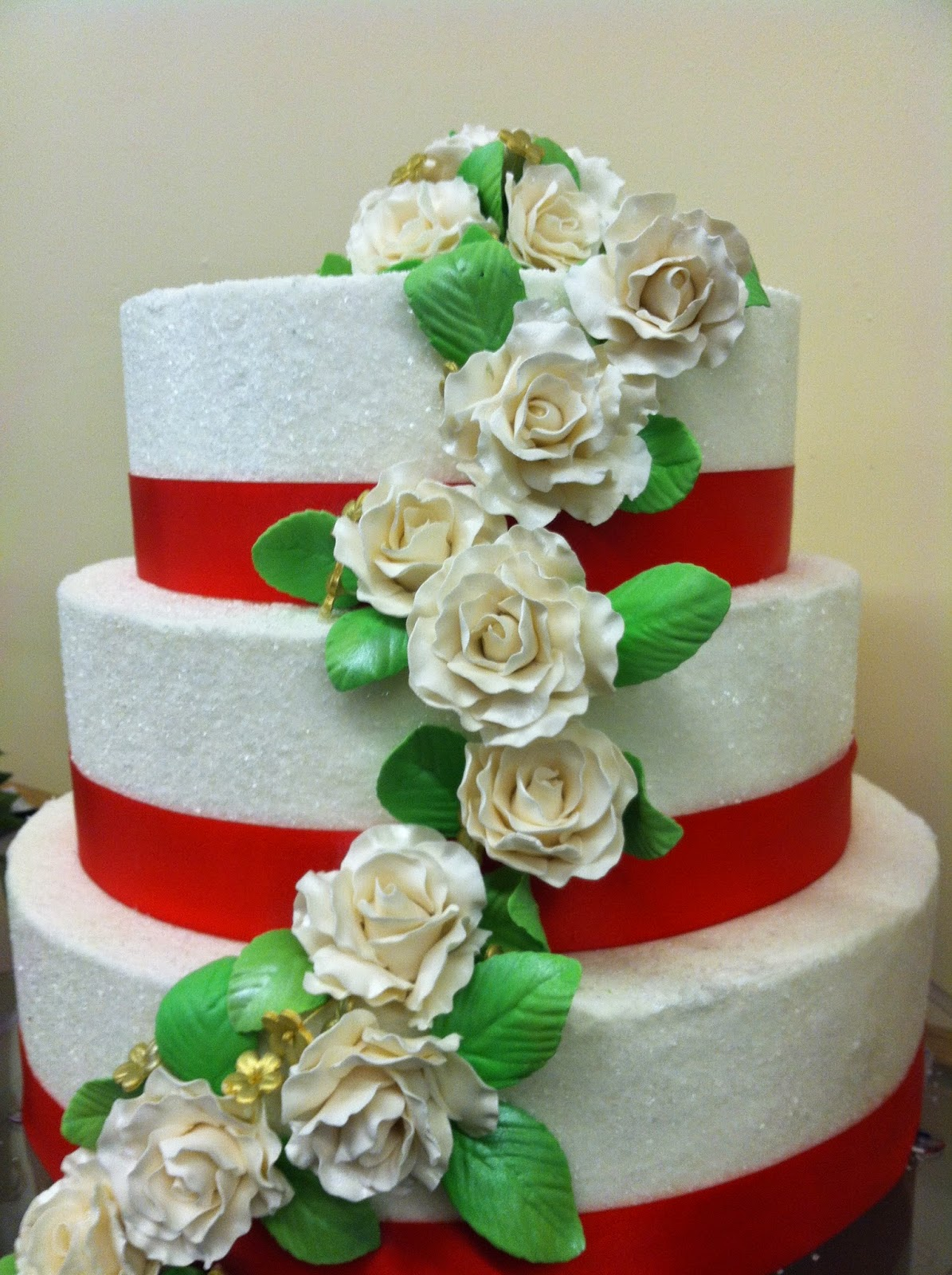 Wilton Cake Classes Hobby Lobby : Cakes by the Sugar Cains: Simple Christmas or Valentine ...