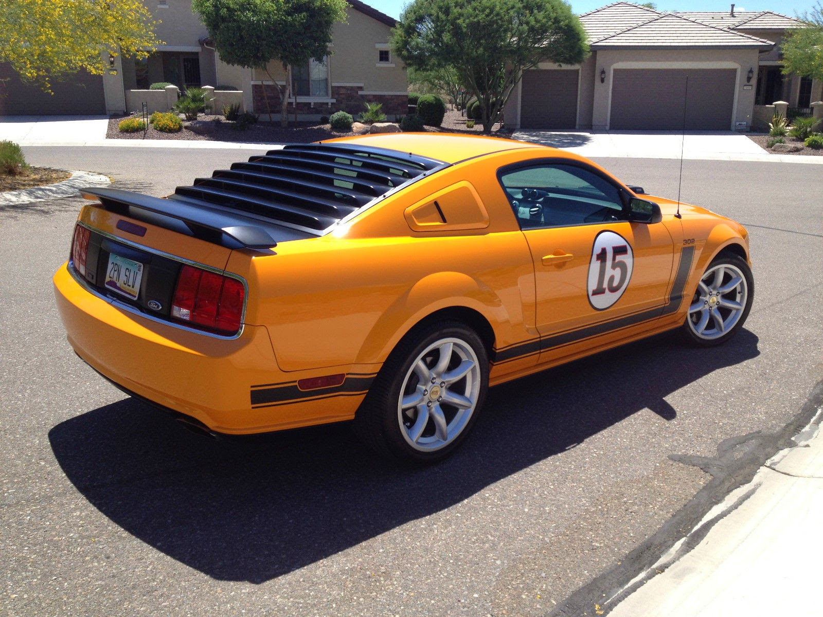 2007 Saleen Limited Edition Mustang Boss 302 ~ For Sale American