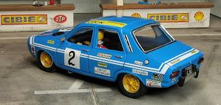 Renault 12 Gordini Metge