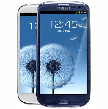 Samsung Galaxy S III Vs Samsung Galaxy S Advance