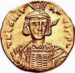"Constantine IV  -  ""The Bearded"""