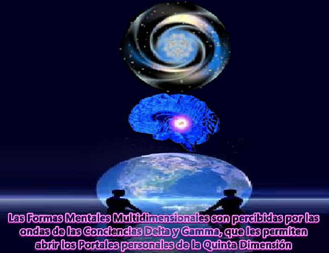 A Uds. les corresponde introducir el Pensamiento Multidimensional en el Portal de Gaia, para que comiencen a poblar cada rejilla de la recién inaugurada Matriz Planetaria Multidimensional de Gaia