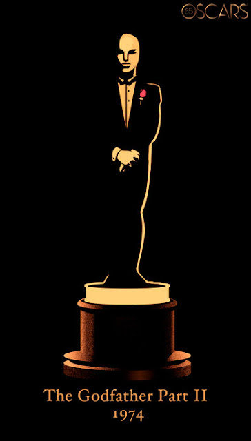 Oscars 2013 Poster The godfather II 1974