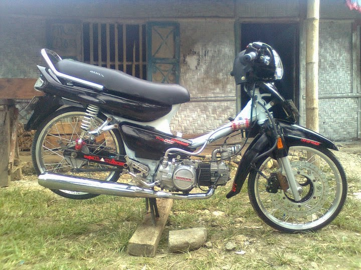 modifikasi motor honda grand impressa