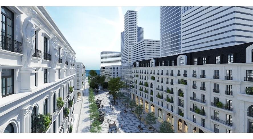 Dự án Marina Square Hạ Long