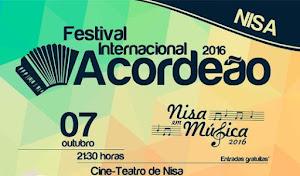 NISA: FESTIVAL INTERNACIONAL DO ACORDEÃO