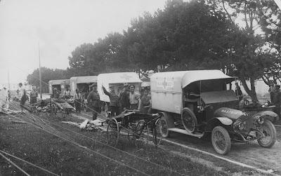 ww1 35V convoy