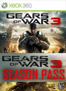 cover xbox360 de l'extension de jeu season pass gow3