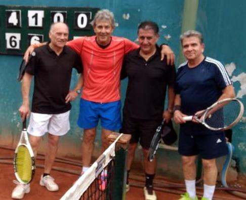 "ITF SENIORS GRADO ""A""-PERU - PERDIO GARGIULO"