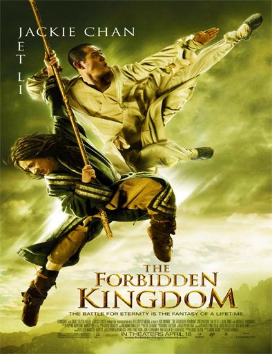 Ver El reino prohibido (The Forbidden Kingdom) (2008) Online