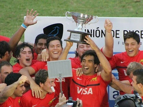 Argentina XV se quedó con la UruCup 2015