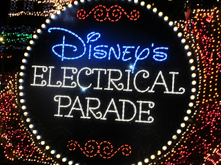 Disney Magic Kingdom Electrical parade