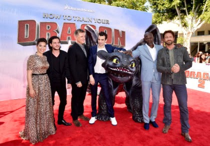 Star cast of How To Train Your Dragon 2