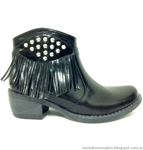 Botas y zapatos otoño invierno 2014 RH+.